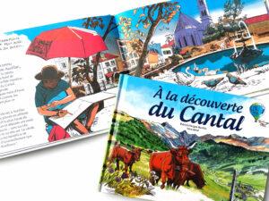 À la découverte du Cantal